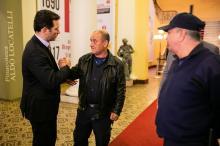Marchezan agradeceu a Ivan Marques de Oliveira os serviços prestados