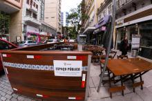 Prefeitura atualizará decreto que regulamenta extensão das calçadas