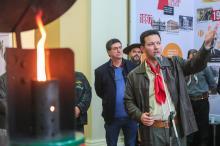 Marchezan saudou a representatividade do Acampamento Farroupilha