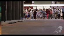 Grande maioria das cenas rodadas na produção foram gravadas na cidade