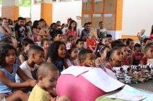 Mais de 600 crianças são atendidas pelas instituições
