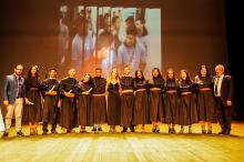 Cerimônia foi realizada no Teatro Renascença