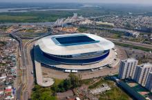 Venezuela e Peru disputam o primeiro dos cinco jogos na Capital
