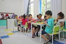 Escolas comunitárias atendem mais de 21 mil crianças
