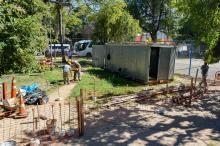 Local vai receber nova pavimentação e piso podotátil
