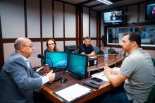 Marchezan foi ouvido no programa Direto ao Ponto, da Rádio Guaíba