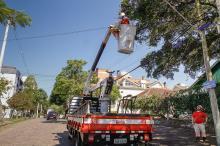 Pelo menos 59 bairros serão atendidos pela Secretaria de Serviços Urbanos