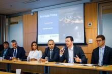 Prefeito destaca importância de investimentos privados em áreas essenciais da Capital