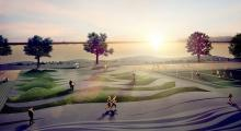 Projeto potencializa e amplia características do local para esportes