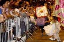Estado Maior da Restinga reabriu a Descida da Borges no Dia Nacional do Samba