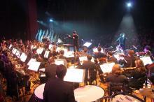 Repertório da orquestra da PUCRS inclui canções de bandas de rock