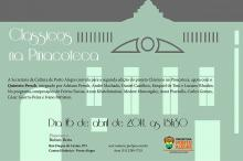 Projeto apresenta recitais mensais gratuitos na Pinacoteca Ruben Berta